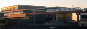 Newark Liberty International Airport Airtrain
